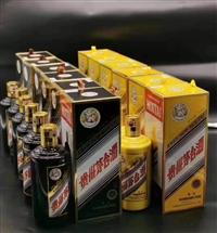 上海茅臺酒回收新茅臺價格