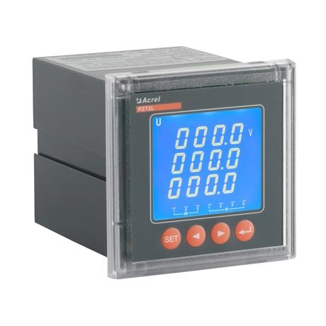 安科瑞PZ80L-AV3/C三相电压测量仪表 带485通讯功能