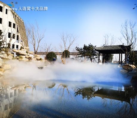 水雾造景 黔南州景观喷雾设备
