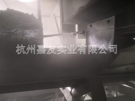 木材车间自动喷雾降尘系统
