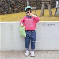 小猪班尼儿童棉衣新款 品牌童装货源进货渠道 童装批发折扣店