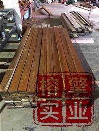 茂名市巴劳木锯板厂 进口巴劳木厂家
