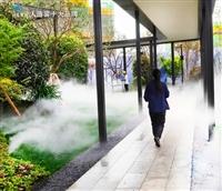人造雾仙境 贵阳市景观喷雾设备代理加盟