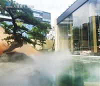 贵阳市喷雾智能控制系统  景观造雾设备厂家