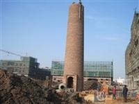 衡阳锅炉烟囱新建方案