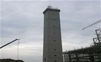 九江砖砌烟囱新建公司