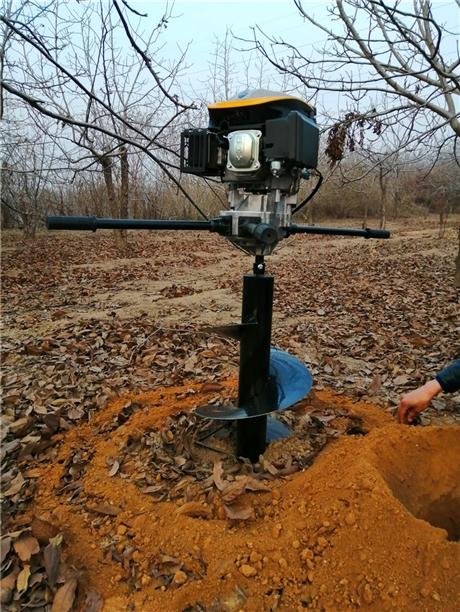 植树打坑机种植有保障