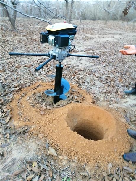 植树挖洞机精品地钻