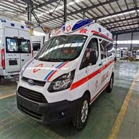 咸宁私人救护车出租长途转运费用