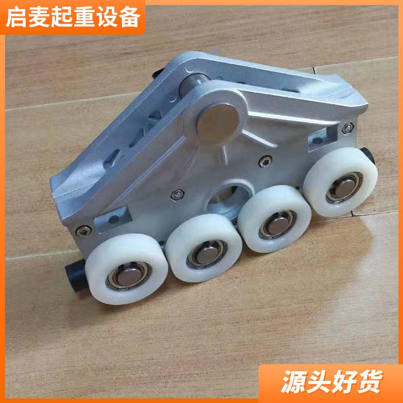 天津 北京 铝合金轨道 组合式悬挂起重机 铝制kbk 流水线轻载轨道