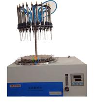 青岛圆形电动氮吹仪JT-DCY-24YL水浴样品浓缩仪