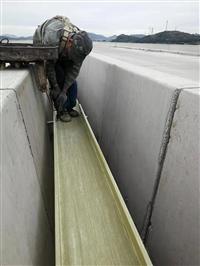 甘肃厂家直销隧道用玻璃钢管箱 高速路用聚氨酯电缆管