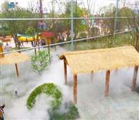 池州喷雾设备 人造雾十大品牌厂家