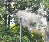 云南人造雾品牌 蔬果雾喷加湿设备