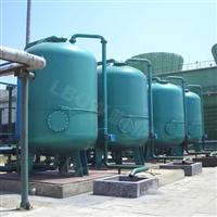 20T/H多介质过滤器 大型水处理机械过滤器