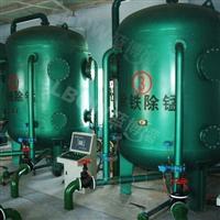 30T/H除铁除锰设备 地下井水除铁锰过滤器 大型机械过滤器