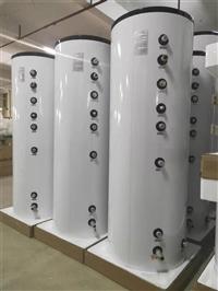 燃气壁挂炉盘管换热水箱 200L承压保温水箱