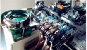 散料自动插件机