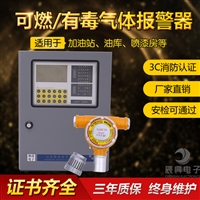 可燃氣體探測器生產廠家直銷報價