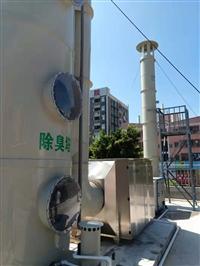 垃圾站负压收集除臭设备方案