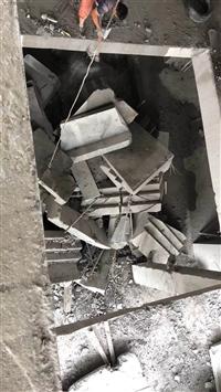 天津混凝土楼板切割开洞