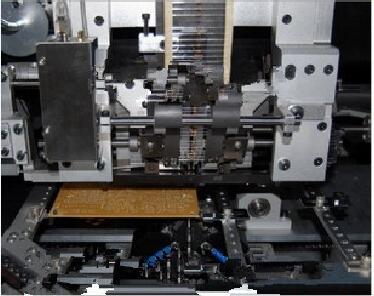 自動臥式插件機