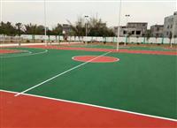 篮球场硅PU施工-硅PU价格广西厂家专业施工