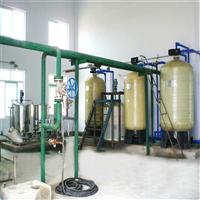 全自動軟化水處理設備價格 千業環保工廠軟化水設備制造品牌商