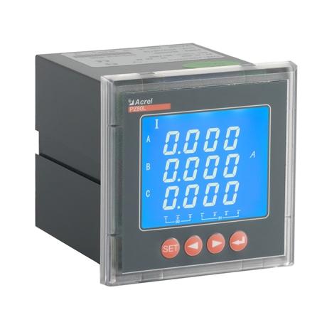 智能电表怎么查看用电量PZ72L-E4/C
