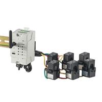 安科瑞ADW400-D24-1S环保监测模块如何安装