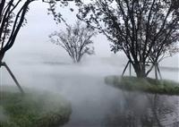 安陽戶外廣場噴霧造景系統安裝技巧