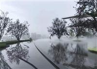 周口霧森景觀造霧系統保養方法