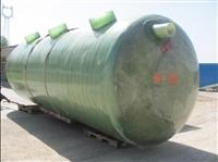 新疆玻璃钢隔油池乌鲁木齐化粪池