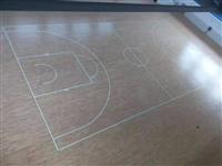 昌江區B級板實木體育地板多少錢