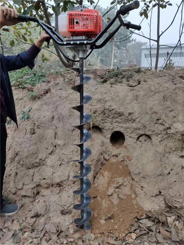横向钻孔机水平远距离挖洞工具