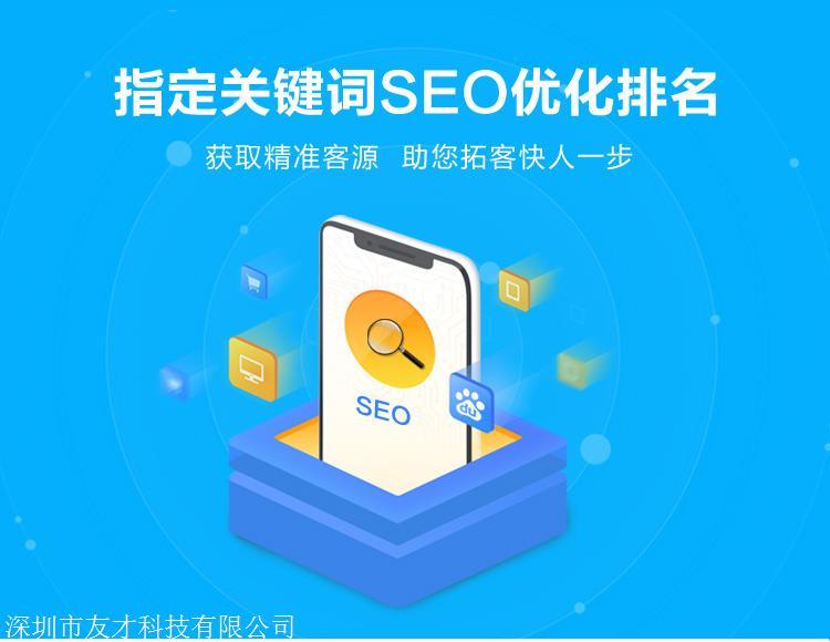 指定关键词SEO优化排名-就选友才科技-专注关键词快速排名-搜了网