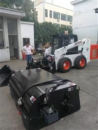 西藏滑移装载机 滑移清扫车 多功能滑移装载机厂家 装载机清扫器