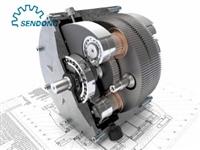GERMANY轴承梳棉机轴承定做非标BR30309