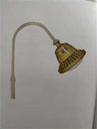德力西LED防爆法兰式灯具安装100W功率LED防爆灯生产厂家