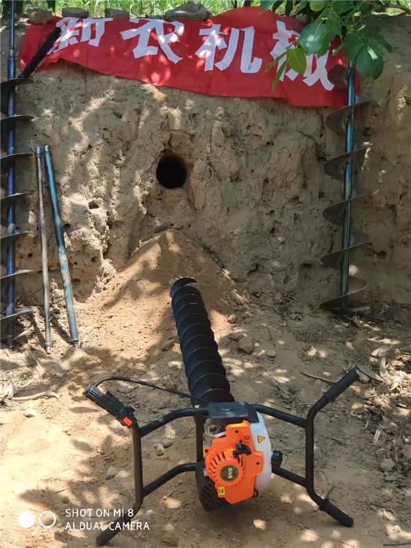 地下打眼就选横向钻孔机