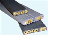 6*2*1.0阻燃丁晴扁电缆ZR-KYVF单线直径0.20mm