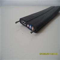 丁晴扁电缆KYVFPB采用多股软导线复绞