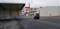 钦州工厂园区保洁用电动扫地车