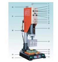 供应广东JL-2600W桌上型超声波熔接机