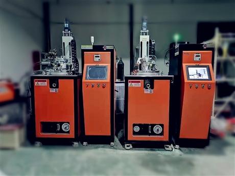 铅锡合金提纯真空蒸馏炉
