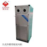深圳立式明装风柜 带射流冷媒新风柜厂家批发
