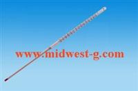 凝固点温度计/结晶点温度计 型号:HW544-75mm