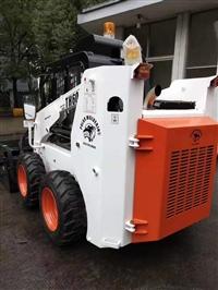 青海滑移装载机 滑移清扫车 多功能滑移装载机厂家 装载机清扫器