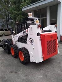 广西滑移装载机 滑移清扫车 多功能滑移装载机厂家 装载机清扫器