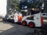 江西滑移装载机 滑移清扫车 多功能滑移装载机厂家 装载清扫器